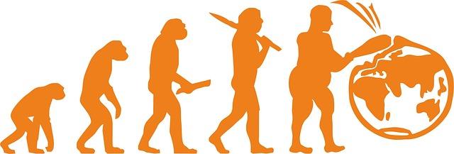 do you belive in evolution of mind?