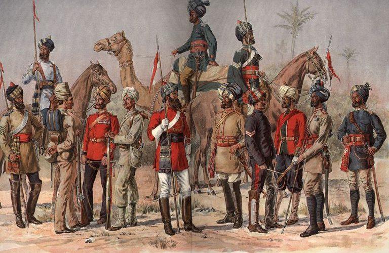 インド イギリス以外の植民地だった場所 まとめ