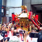多摩川を下る  番外編「ディープ高円寺!夏のお祭りの思ひで」
